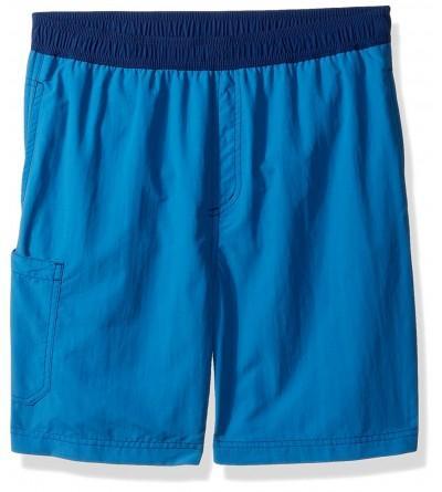 White Sierra Boys Water Shorts
