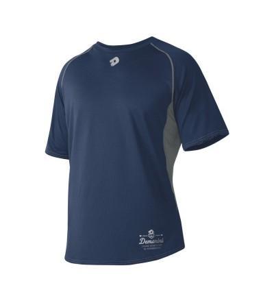 DeMarini Mens Short Sleeve Shirt