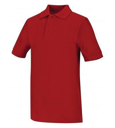 Classroom Unisex Short Sleeve Pique