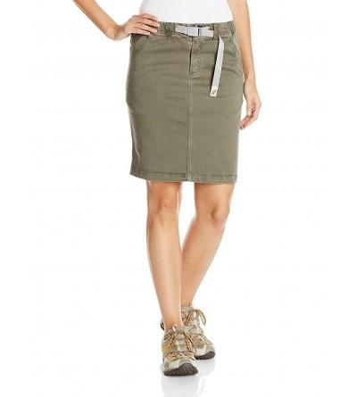 Gramicci Womens Original G Skirt