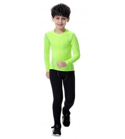 Children Layer Sleeve Legging Girls
