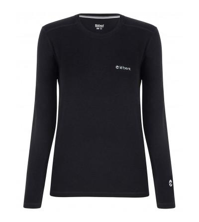 Bent Womens Merino Running Crewneck