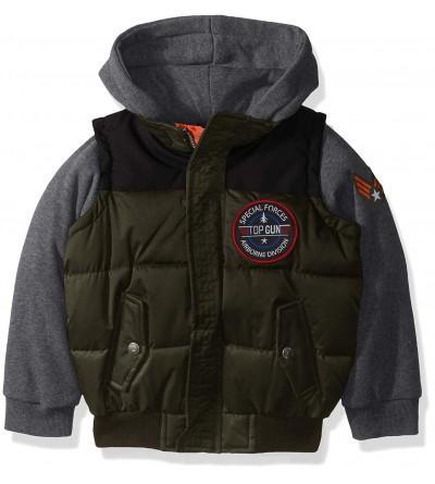 iXtreme Boys Top Bomber Jacket