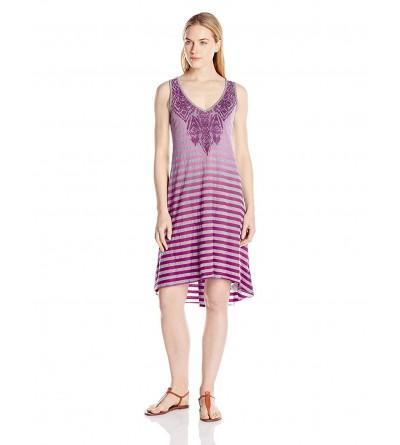 PRANA W3HENN116 ELBL XL Womens Henna Dress