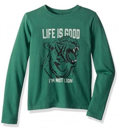 Life Good Boys Crusher Longsleeve