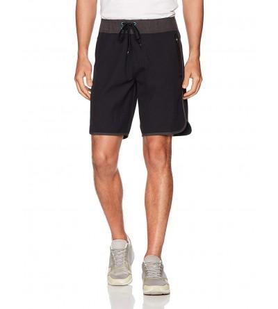 KAVU Big Shorts Black Medium