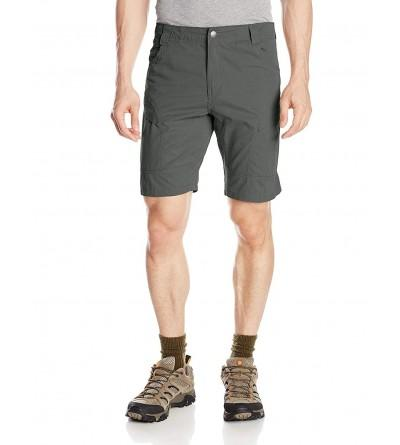 White Sierra Mens Camp Shorts