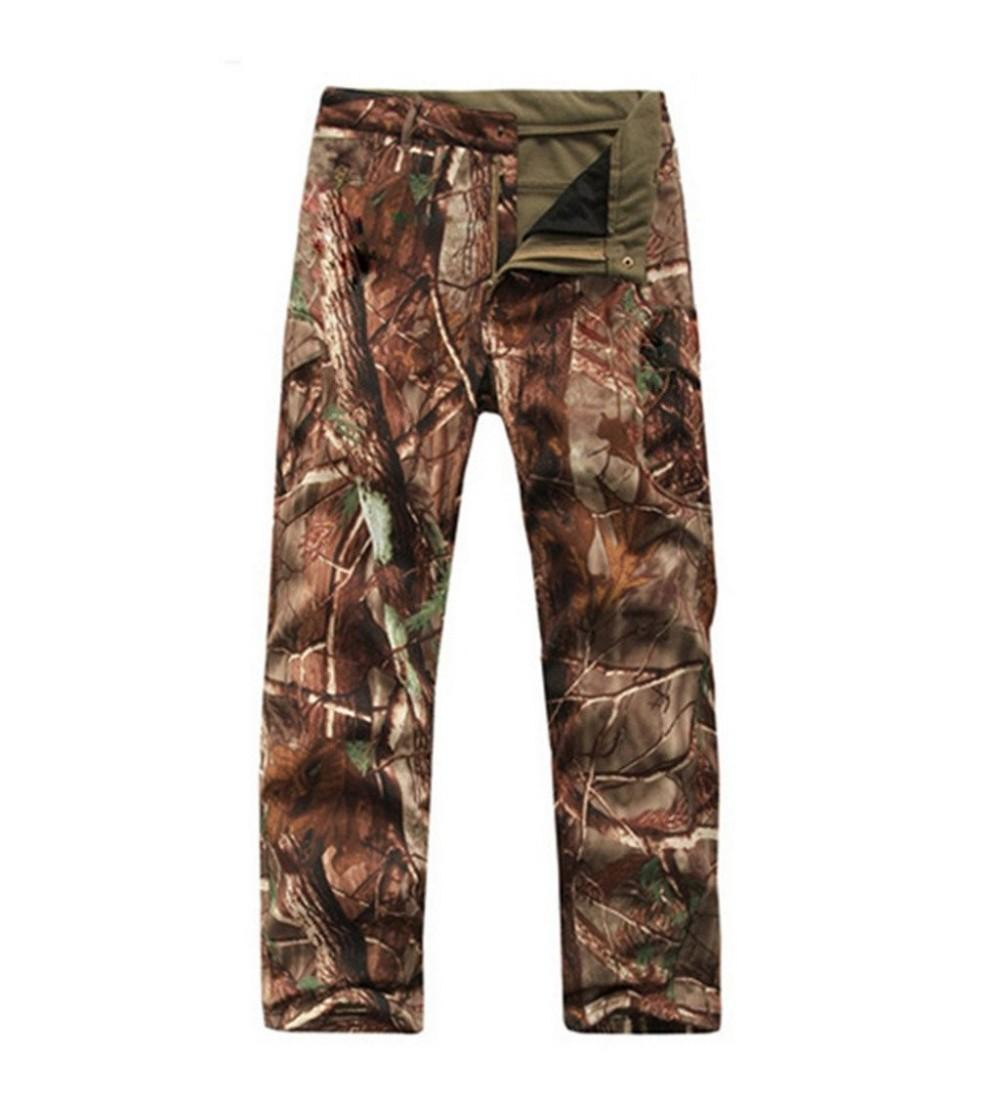 Eglemall Military Tactical Softshell Trousers