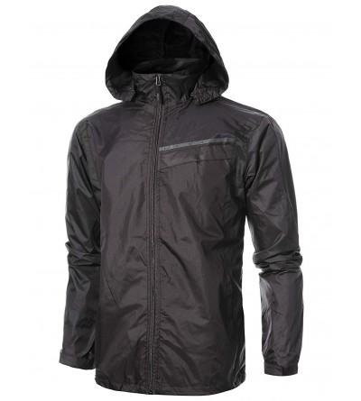 GIVON Lightweight Windbreaker Pocket Jacket