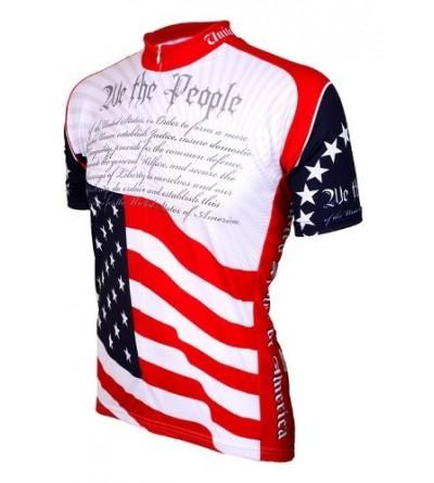 World Jerseys Constitution Cycling Jersey