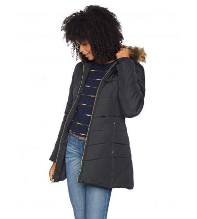 Celebrity Pink Womens Winter Trimmed