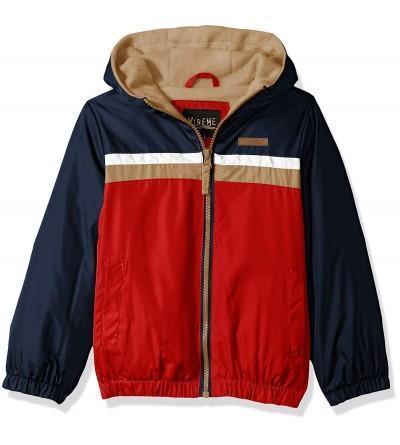 iXtreme Fleece Lined Windbreaker Jacket
