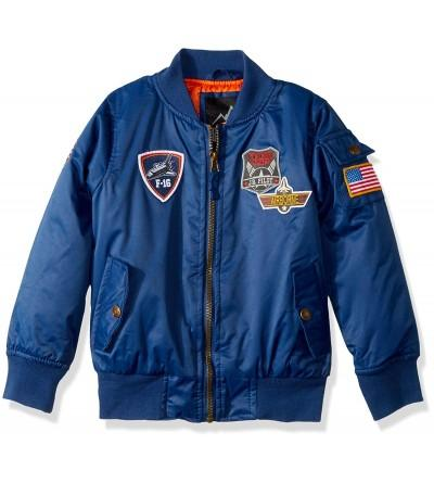 iXtreme Boys Midweight Bomber Patches