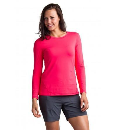 ExOfficio Womens Performance Sleeve Shirt