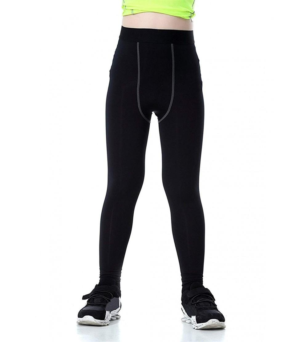 QCHENG Compression Tights Leggings Thermal