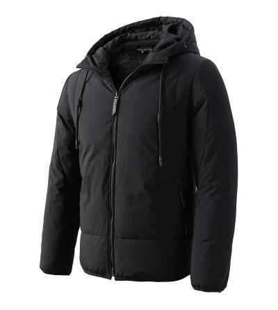 Lightweight Quilted Alternative Detachable Outerwear