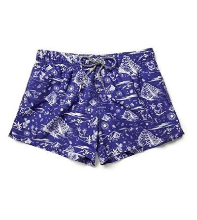 Boardies Mens Patterned Shortie Shorts