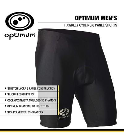 Optimum Hawkley Cycling Panel Shorts