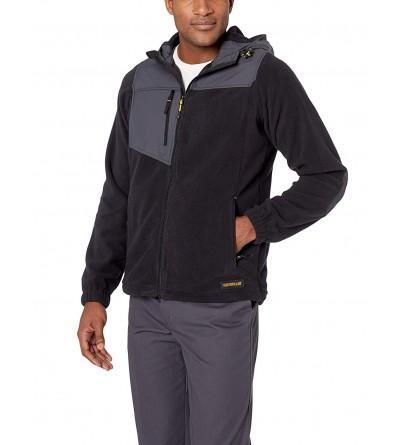 Caterpillar Mens Conversion Fleece Jacket