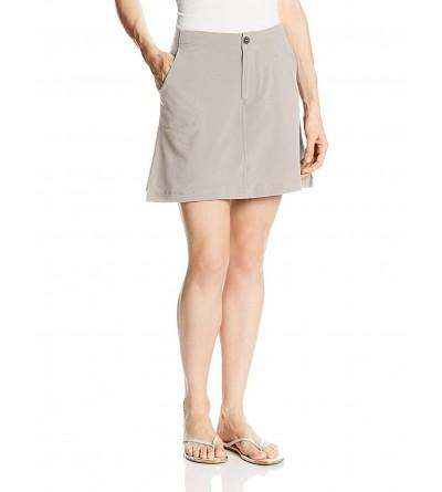 White Sierra West Trail Skort