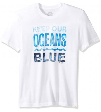 Life Good Mens Keep Ocean