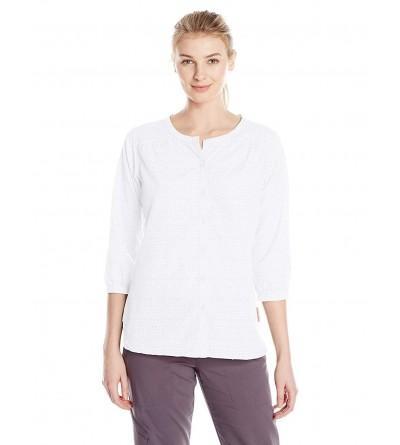 ExOfficio Womens Next to Nothing Artisan Shirt
