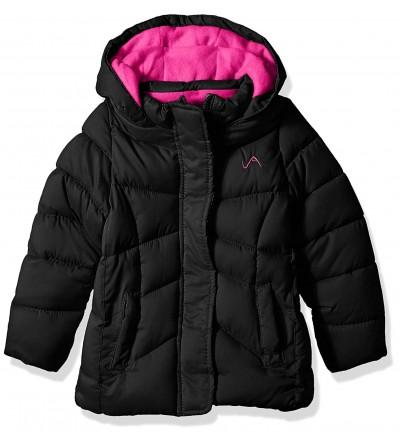 Vertical Girls Quilted Bubble Jacket