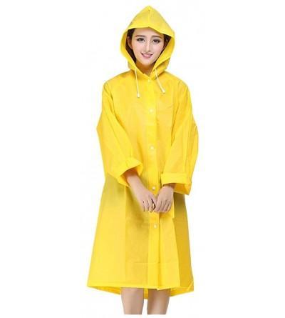 ilishop Packable Lightweight Transparent Raincoat