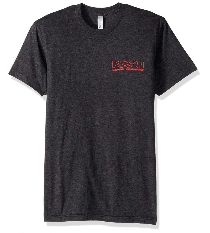 KAVU Scenic Byway Mens Shirts