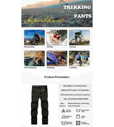 Trendy Men's Outdoor Recreation Pants