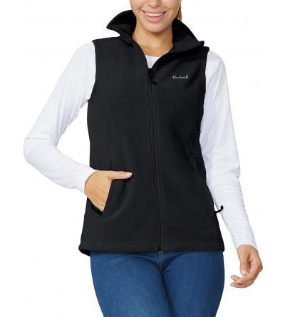 Baleaf Womens Fleece Sleeveless Pockets