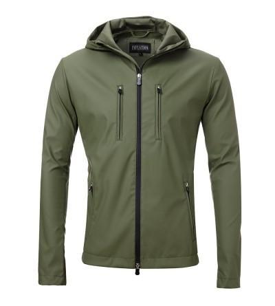 FLY HAWK Lightweight Rain Jacket
